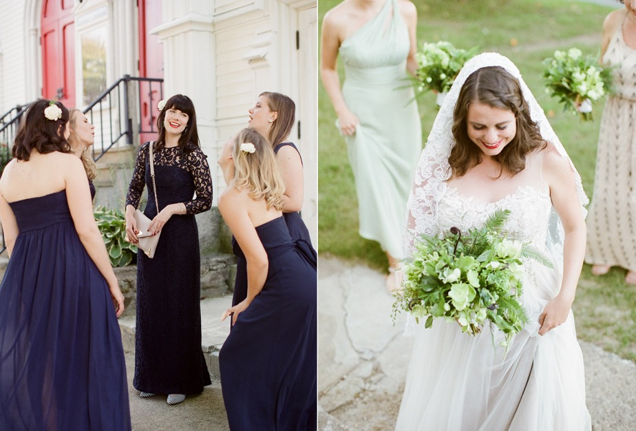 Maine Wedding in Bridgton