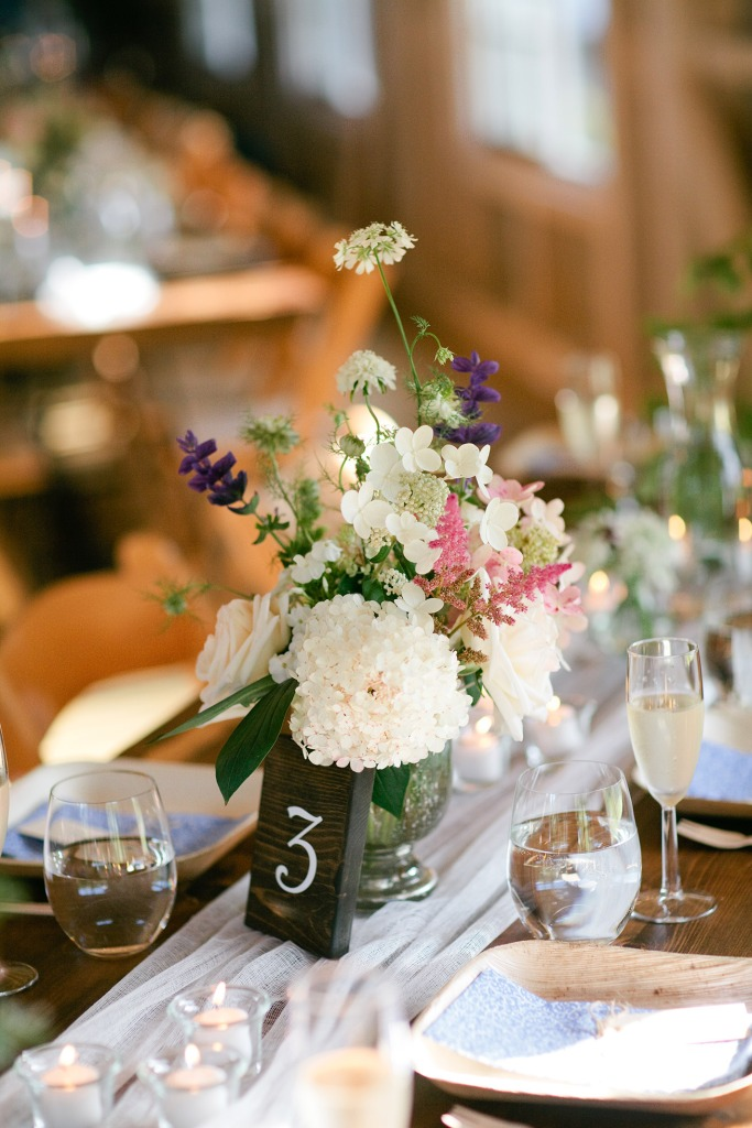 Marianmade Farm Wedding Florals by Michelle Peele