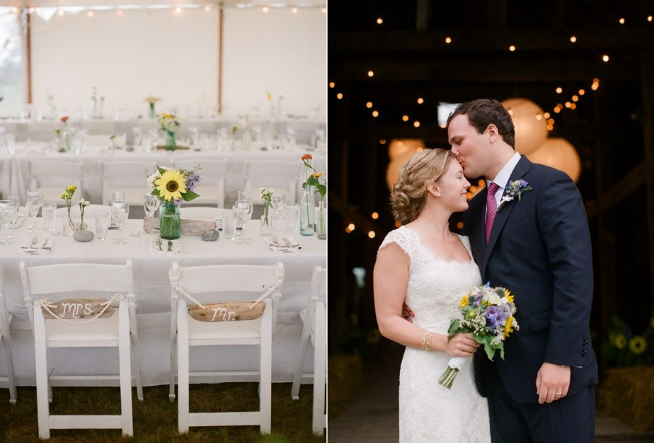 Mount Desert Island Wedding by Meredith Perdue