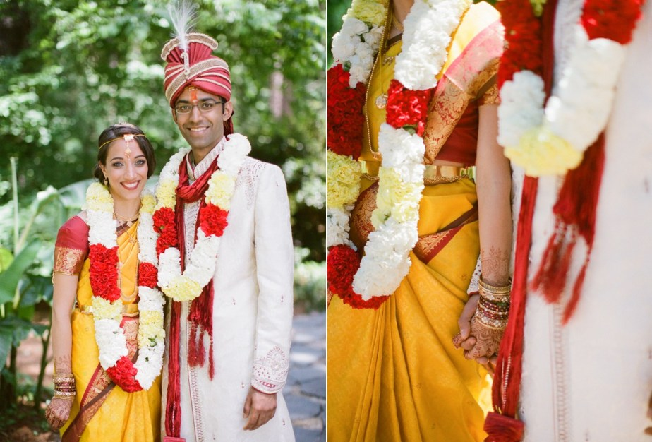 North Carolina Hindu Wedding by Meredith Perdue