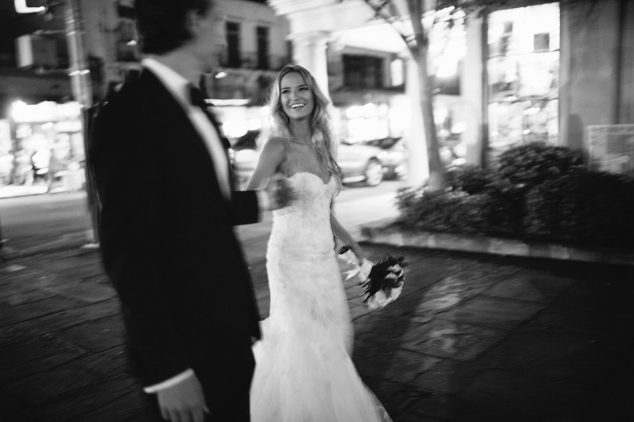 New Orleans Wedding by Meredith Perdue