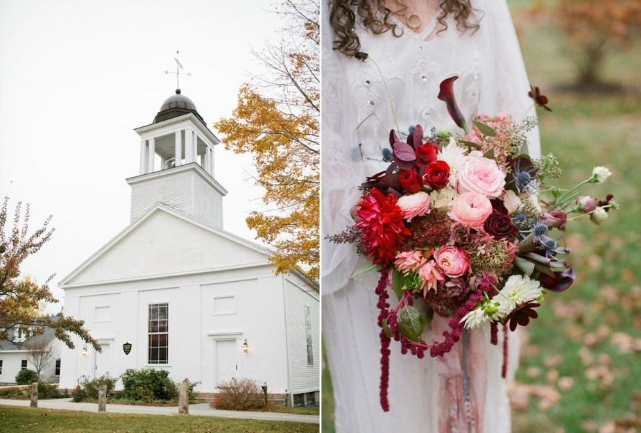 North Yarmouth Maine Wedding