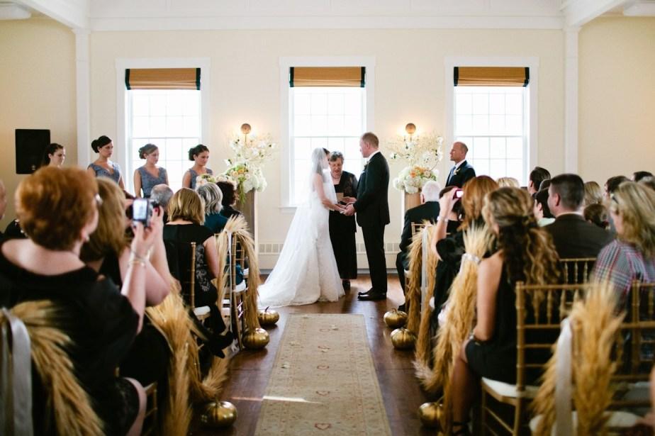 South Church Community House Wedding