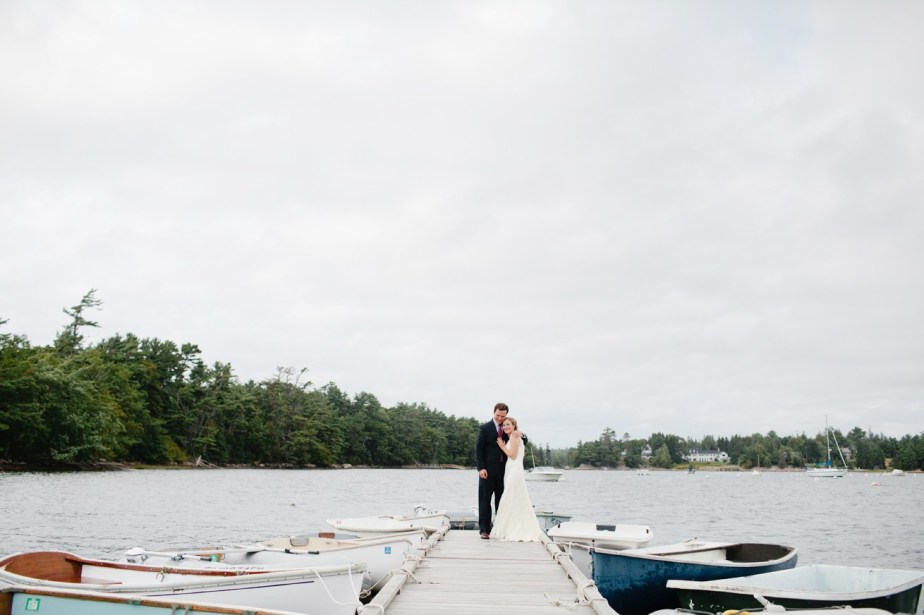 Southwest Harbor Maine Wedding Photos
