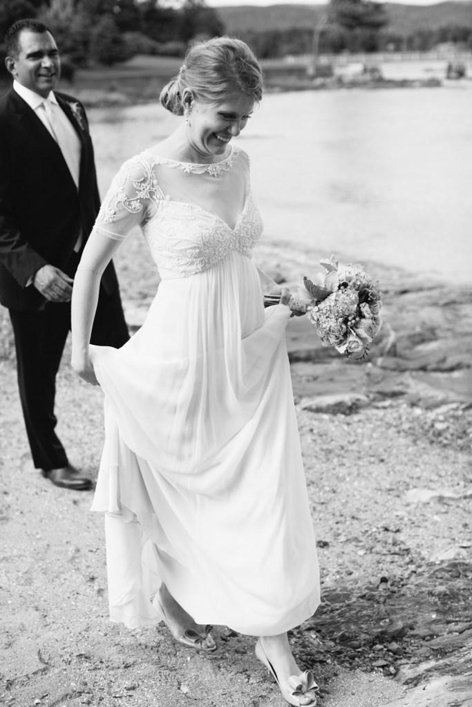 Southwest Harbor Maine Wedding