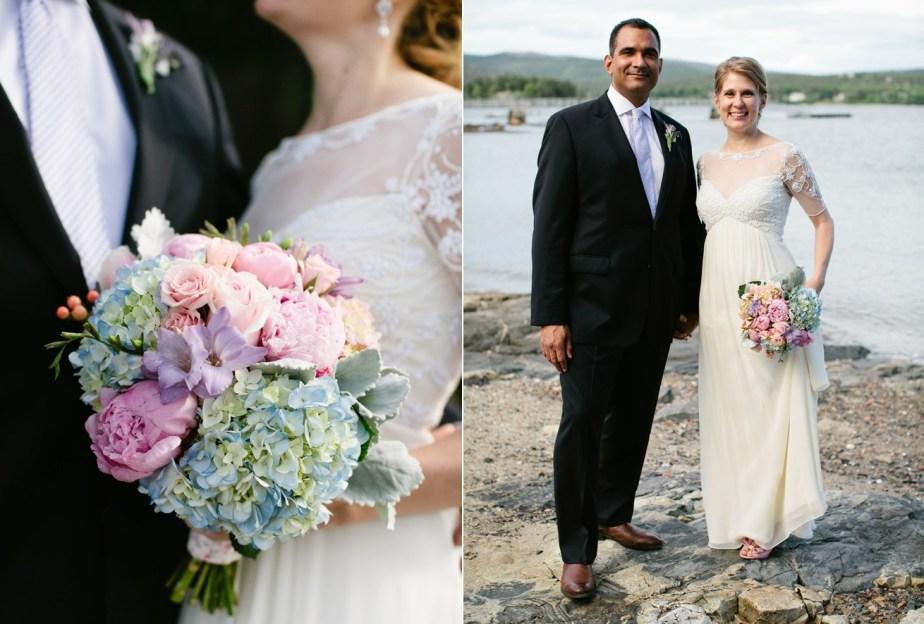SW Harbor Maine Wedding Photos
