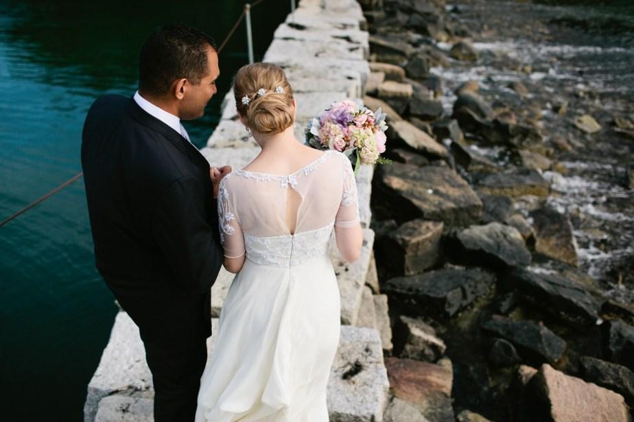 Southwest Harbor Wedding