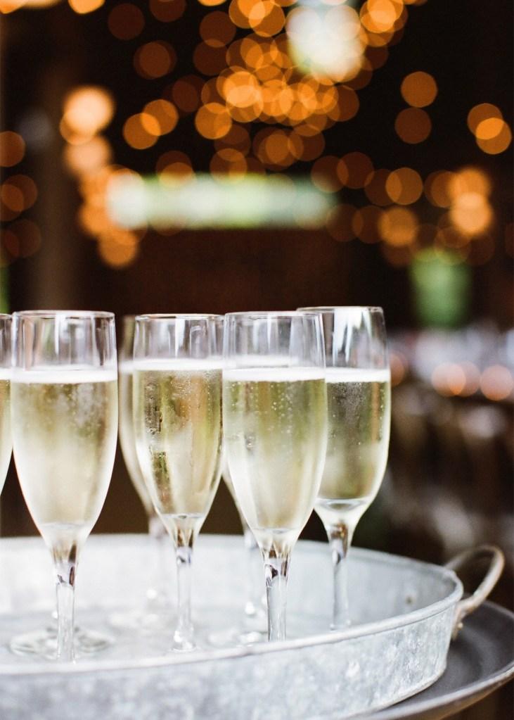 Trillium Caterers Champagne