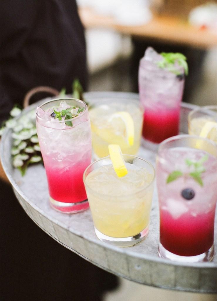 Trillium Caterers Cocktails