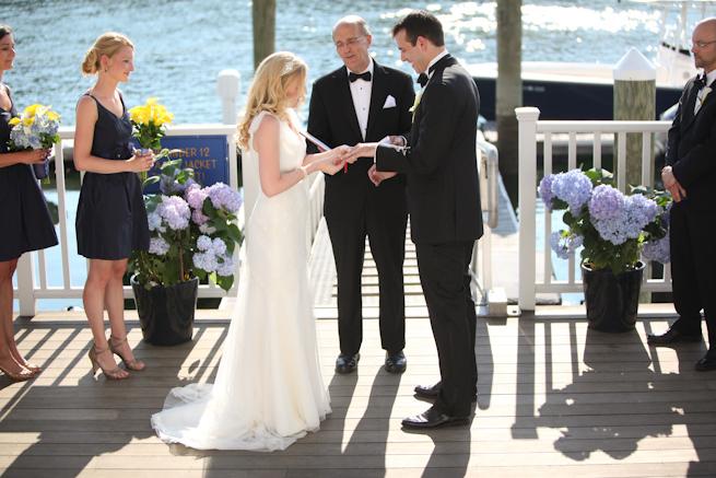 Wedding at Kennebunk River Club