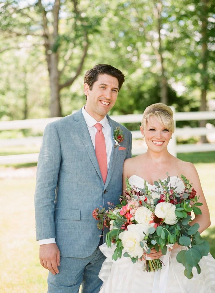 Wedding at Live Well Farm
