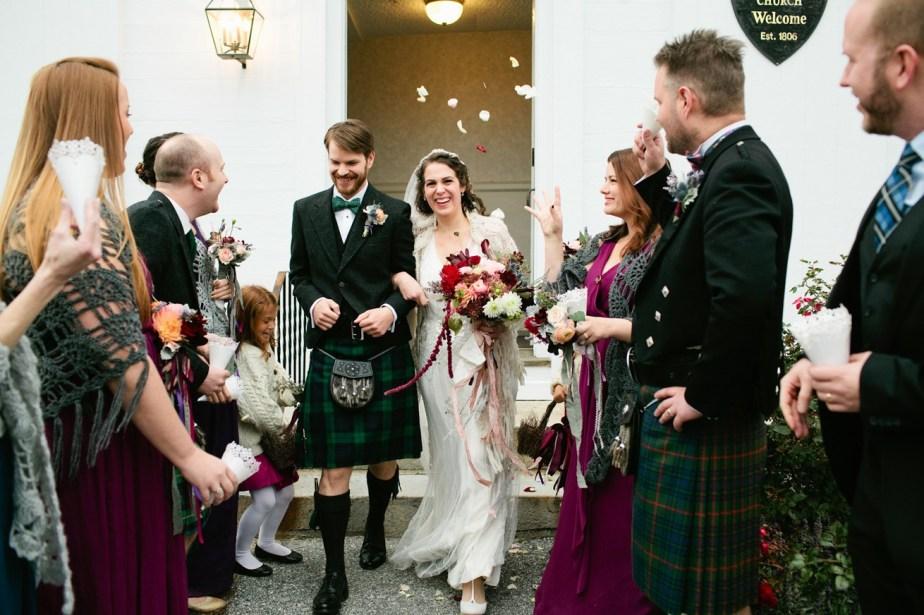 Wedding Petal Toss