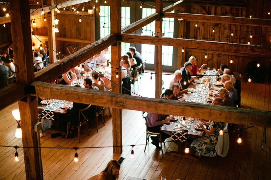 Wedding Reception at Flanagan Farm