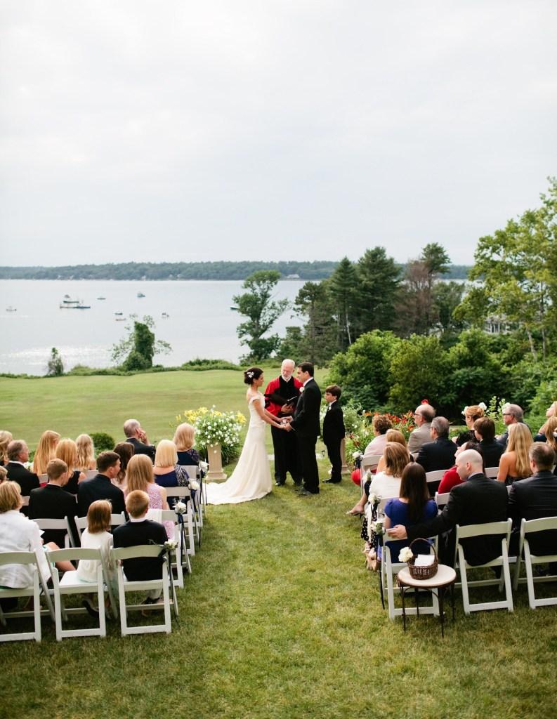 Weddings at Chebeague Island Inn