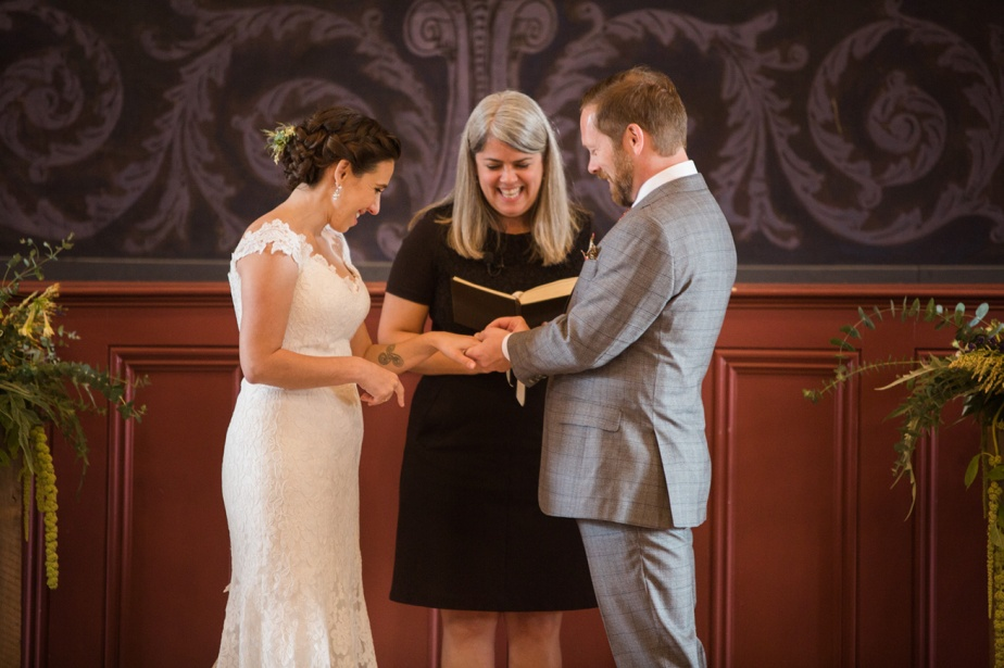 Rockport Opera House Wedding by Meredith PErdue