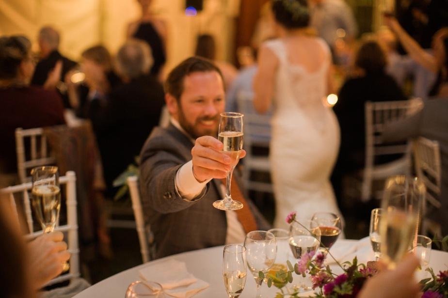 Camden Yacht Club Maine Wedding by Meredith Perdue